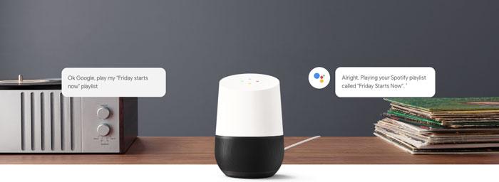mogelijkheden van slimme speakers