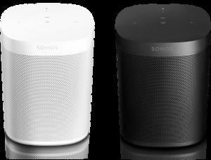 Sonos One kopen Zwart of Wit