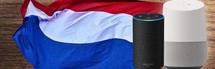 slimme speaker nederlands