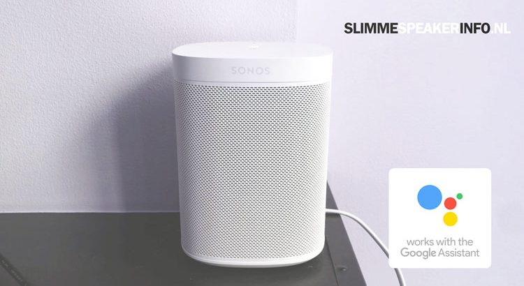 sonos google assistent nederlands