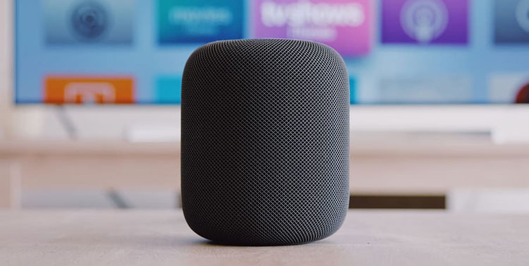 homepod slimme speaker van apple