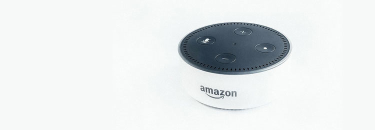 slimme assistent amazon alexa