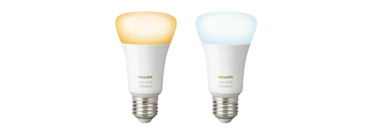 slimme lampen met homekit ondersteuning