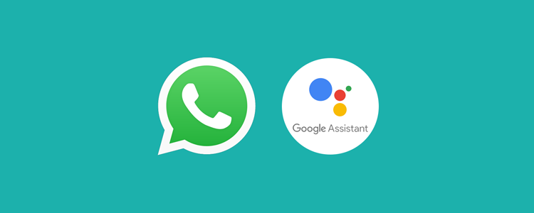 whatsapp en google assistent