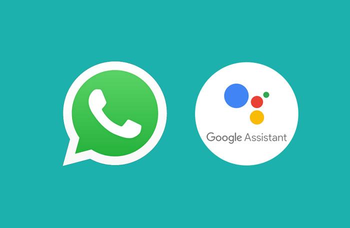 whatsapp en slimme speaker