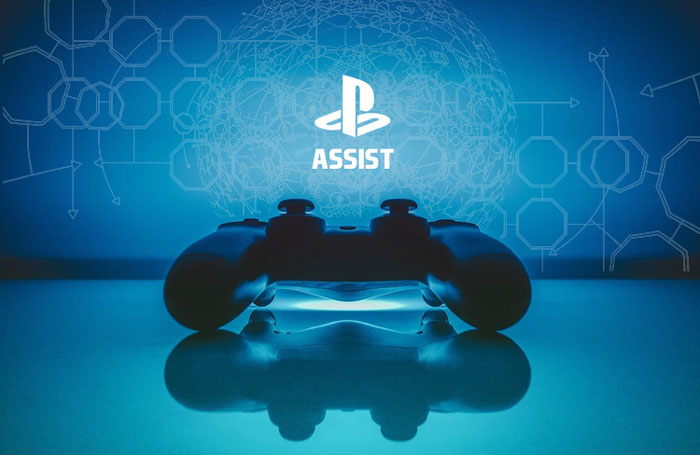 playstation assist logo