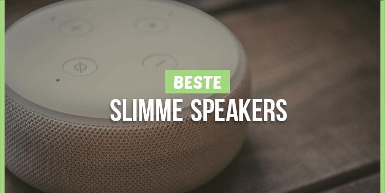 beste slimme speaker