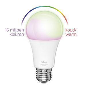 goedkope slimme lamp trust klikaanklikuit