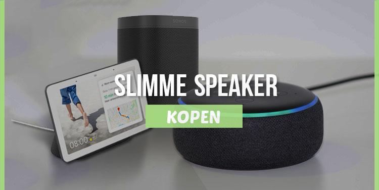 slimme speaker kopen