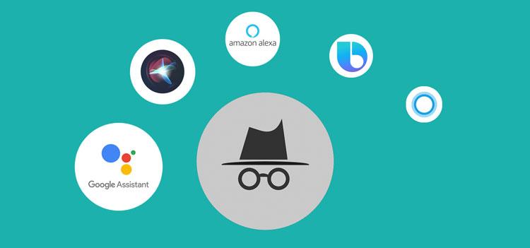 slimme speaker privacy