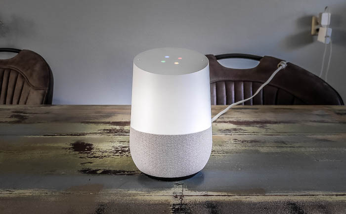google home review hoge kwaliteit afwerking