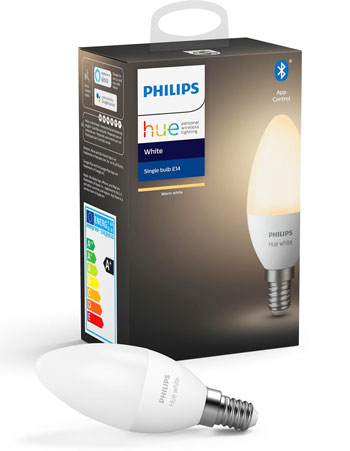 philips hue e14 lamp
