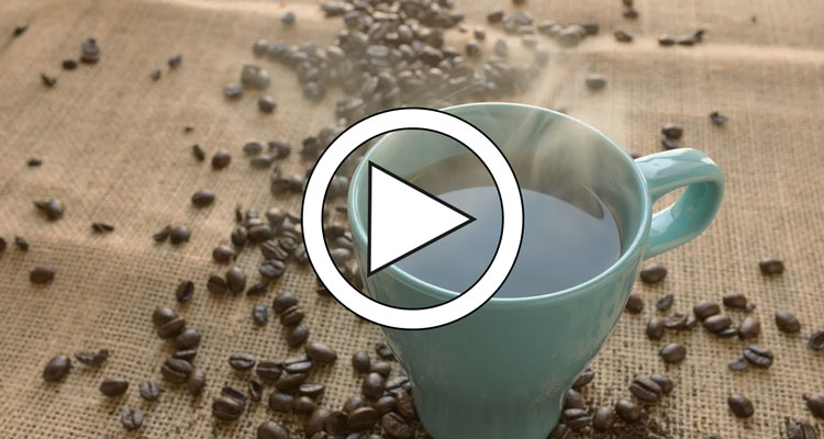 koffie slimme speaker