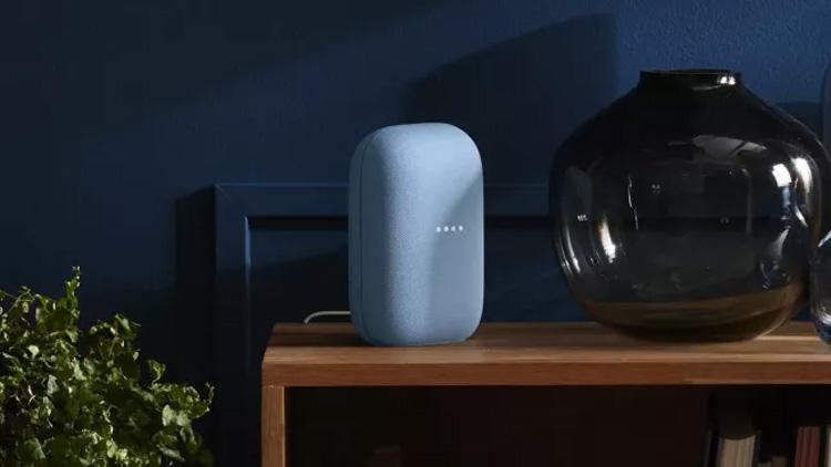 nieuwe smart speaker google