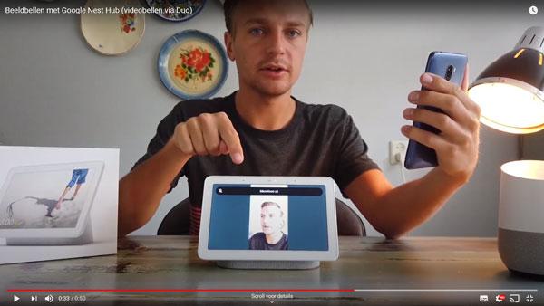 videobellen smart display